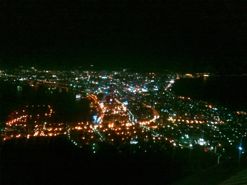 函館山まで